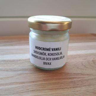 Hudcreme Vanilj