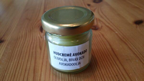 Hudcremé Avokado