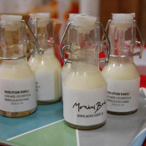Hudlotion vanilj