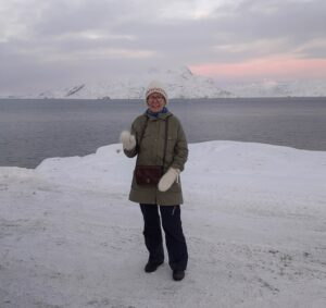 Rosa på Grönland