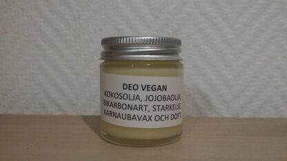 DEO Vegan