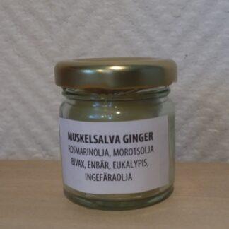 Muskelsalva Ginger