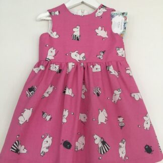 Babyklänning Unik, rosa