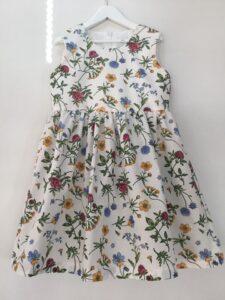 Babyklänning Unik-Midsommar 116 cm